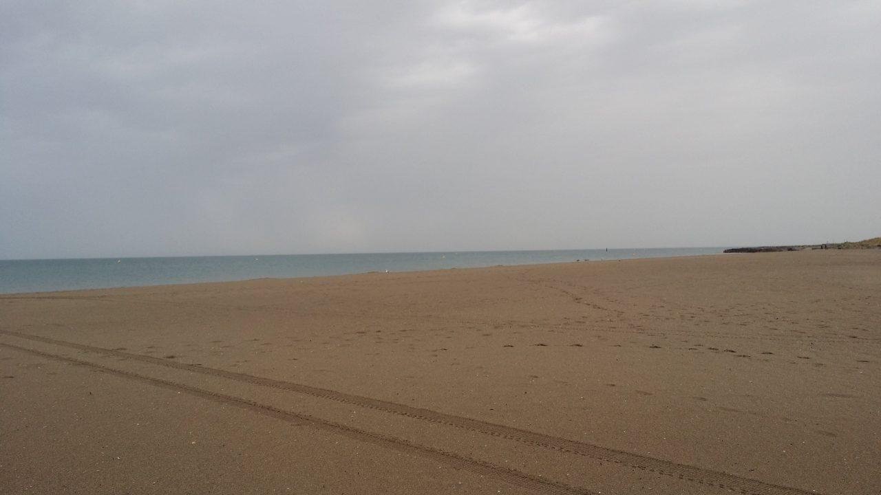 Strand bei Saint-Pierre-La Mer