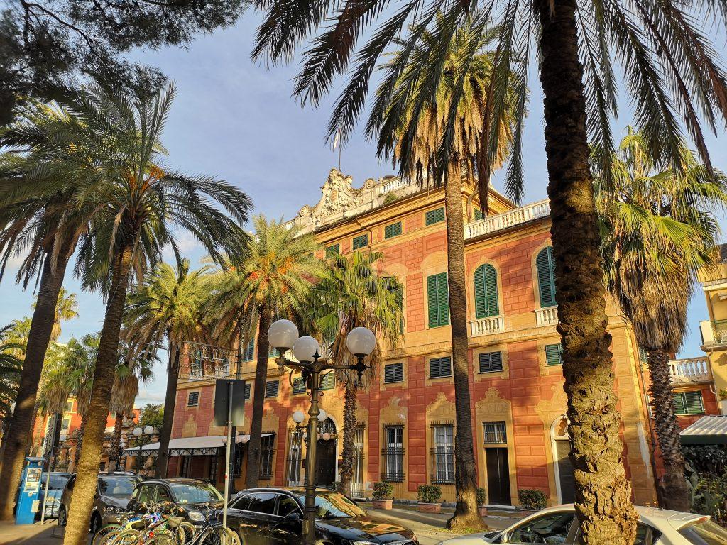 Sestri Levante in Italien