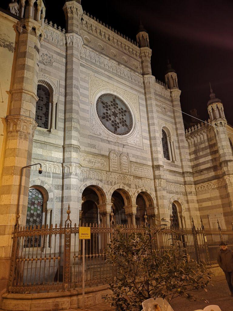 Dom von Vercelli Italien