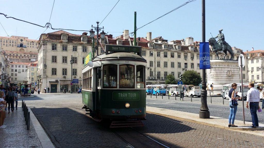 Wohnmobilreise Lissabon