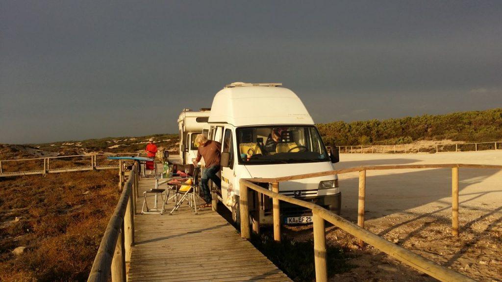 HHochzeitstag am Meer in Portugal