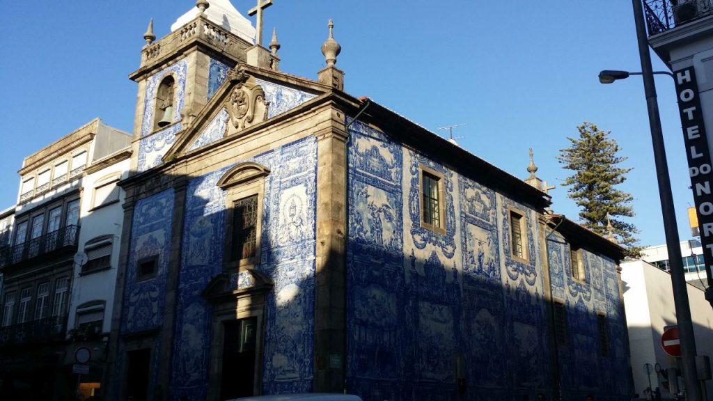 Rua Catarina die Capela das Almas