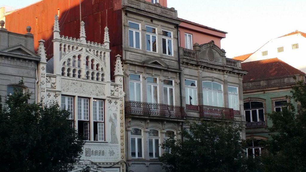 Architektur in Porto
