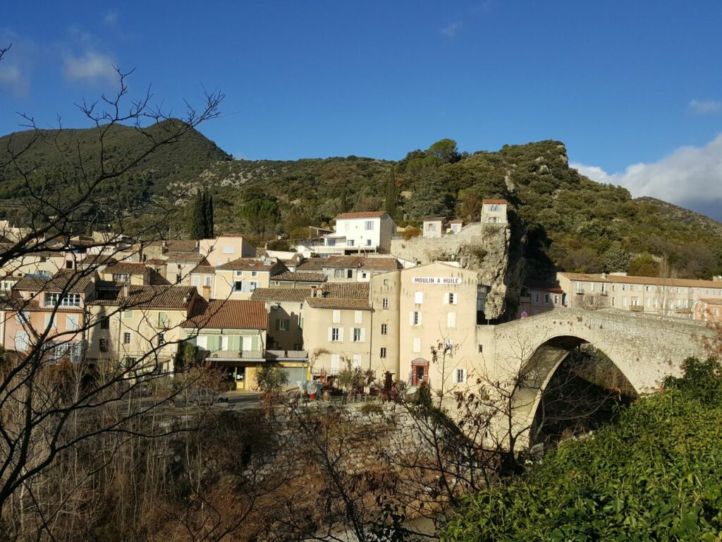 Nyon römische Brücke
