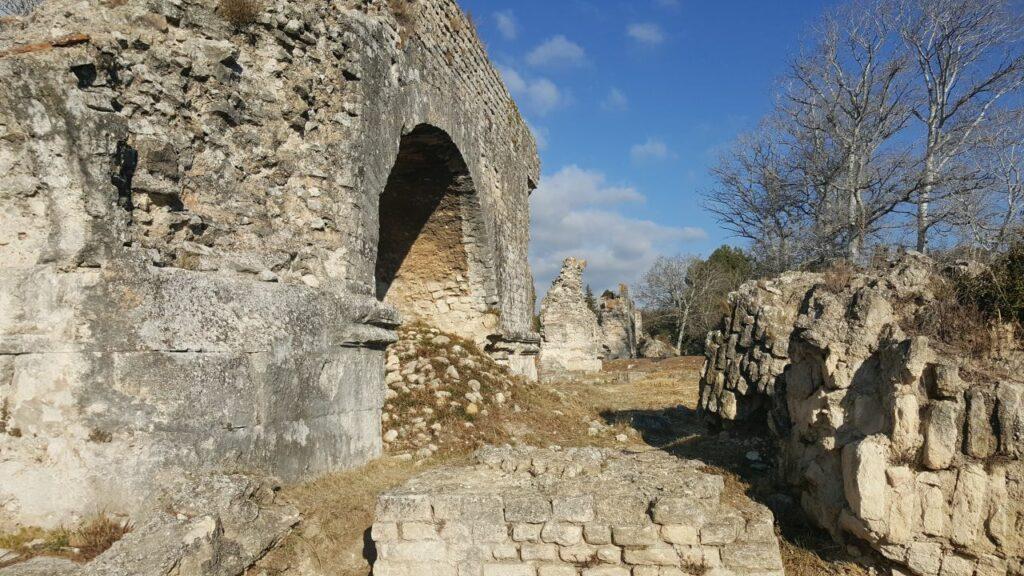 Aquädukt von Barbegal