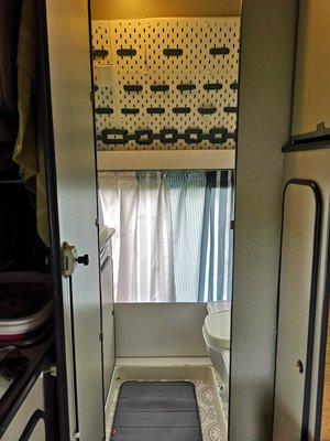 Van Badezimmer