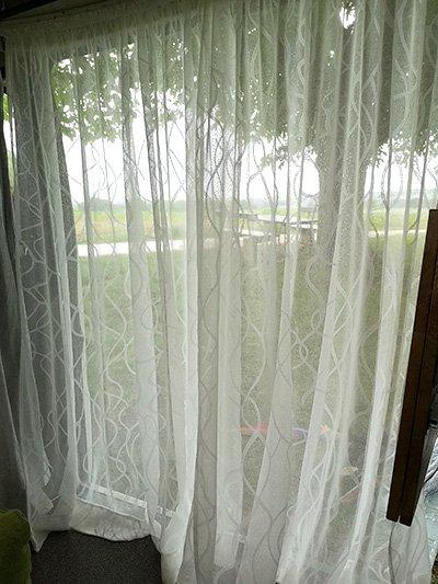 Mückenschutz für die Schiebetüre im Van